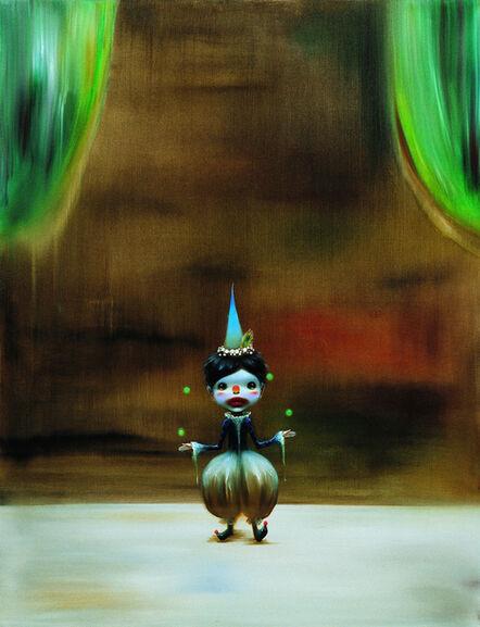 Chen Ke 陈可, 'Little clown', 2015