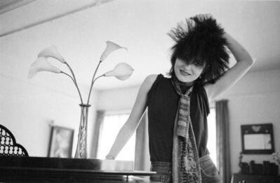 Michael Putland, 'Siouxsie Sioux, (Hand on Hair), London', 1980