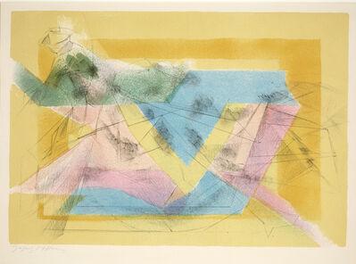 Jacques Villon, 'L'Ecuyere (The Equestrienne)', 1950