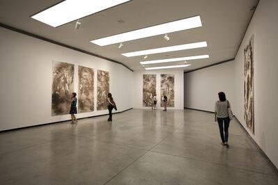Cai Guoqiang 蔡国强, 'Impromptu', 2014