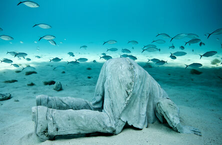 Jason deCaires Taylor, 'La Promesa (1)', 2012