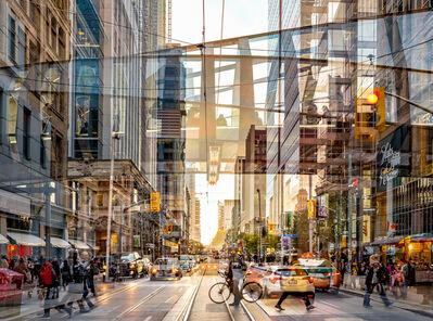 Nicolas Ruel, 'Queen Street (Toronto, Canada)', 2017