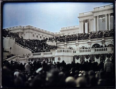 Jerry Spagnoli, 'Obama Inauguration (Swearing In)', 2009