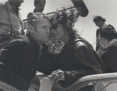 Bruce Weber, 'Chet Baker & Diane Vavra', Cannes 1987