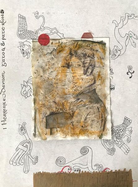 Juan Moreno Rodríguez, 'Rancio Abolengo (Oscuro pasado II)', 2013