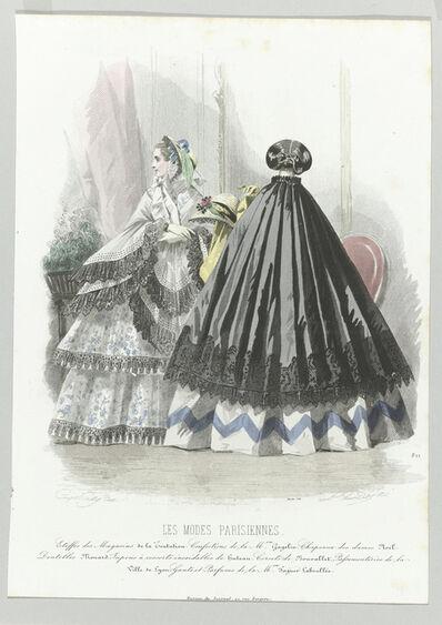 'No. 811: Etoffes des Magasins', 1858