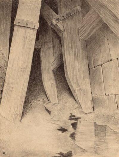 Henrique Alvim Correa, 'Blood in Basement', 1906