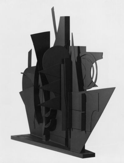 Louise Nevelson, 'Maquette for Night Wall VI', 1977-79