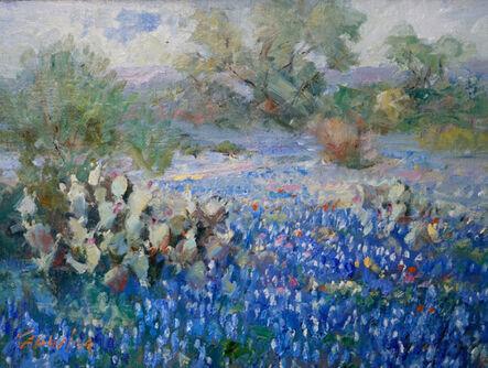 Gordon Fowler, 'Blue Meadow', 2017