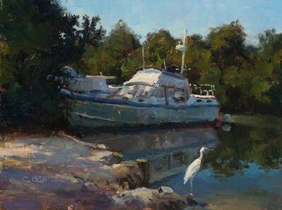 Carl Bretzke, 'Bayside Heron', 2017