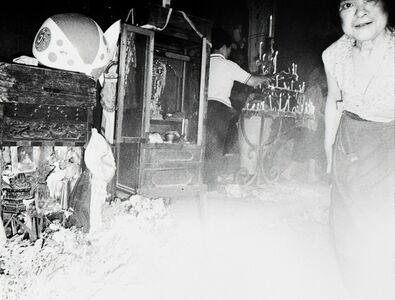 """Masatoshi Naito, 'From """"Ba-ba Bakuhatsu!""""' Osorezan, Aomori, 1969', 1969"""