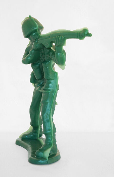 Yoram Wolberger, 'Toy Soldier #4 (Offhand Position)', 2015