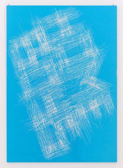 Thierry Furger, 'Sgraffito 09', 2017