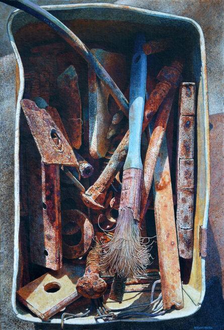 Angus McEwan, 'Box Full of Shadows'