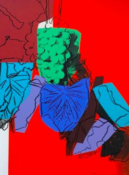 Andy Warhol, 'Grapes, II.194', 1979