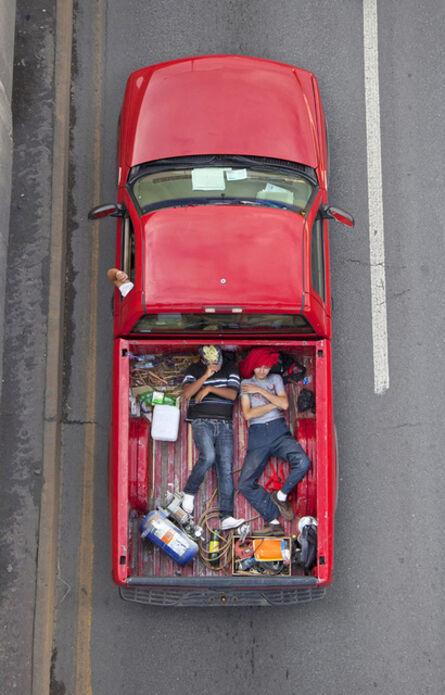 Alejandro Cartagena, 'Carpoolers #32', 2011