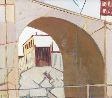 Dietrich Burger, 'Brücke in Durban', 2006