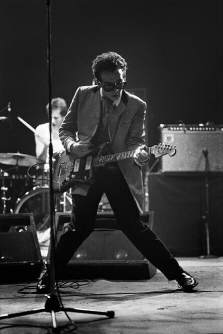 Michael Grecco, 'Elvis Costello, Boston, MA', 1980