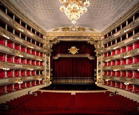 Massimo Listri, 'Teatro La Scala I, Milano', 2000