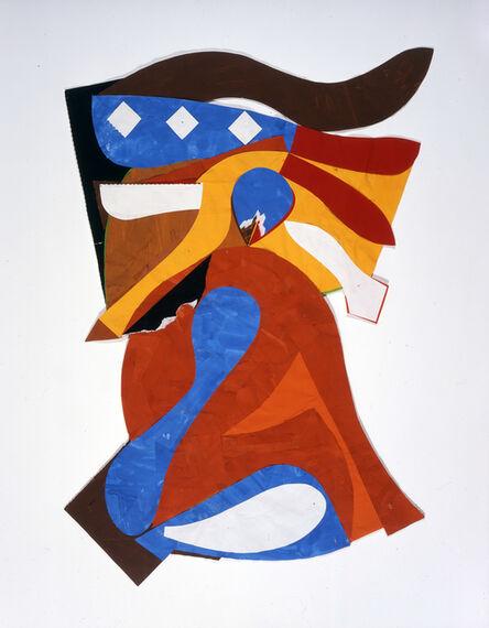 Fritz Bultman, 'Banner', 1979