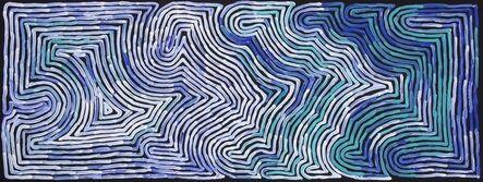 Ronnie Tjampitjinpa, 'Water', 2015