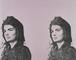 Andy Warhol, 'Jacqueline Kennedy II (Jackie II), from 11 Pop Artists II', 1966