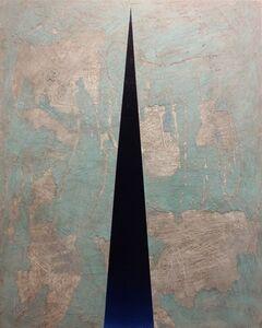 Wayne Adams, 'Blue Void', 2014