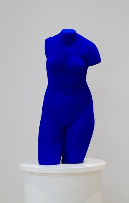 Yves Klein, 'Venus Bleue (S41)', 1962/1982