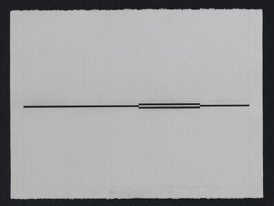 Tchunmo Nam, 'Stroke-line_4', 2015
