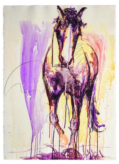 Luzuko Dayile, 'In the spirit of it II', 2017