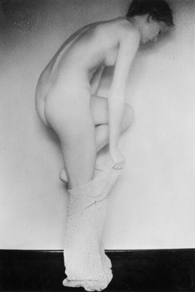 David Hamilton, 'Etude à la combinaison', 1974