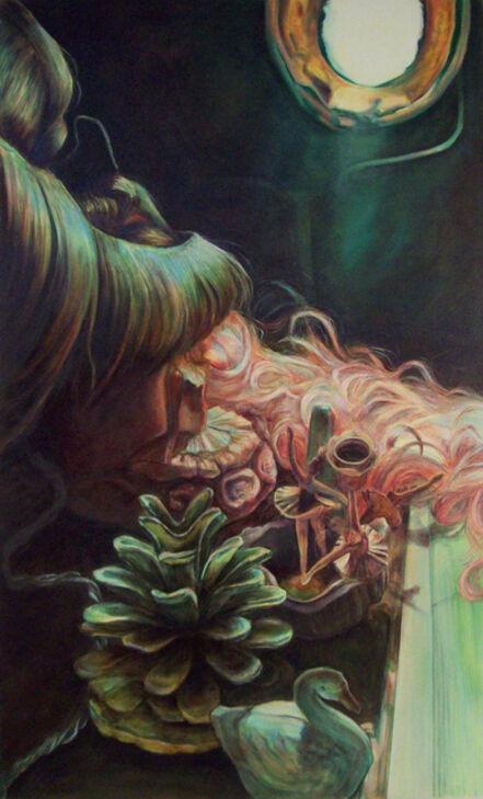 Amanda Besl, 'Nocturne', 2015