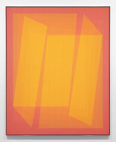 Julian Stanczak, 'Assemble', 1973-1974