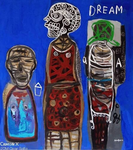 HAKO HANKSON, 'DREAMS', 2016