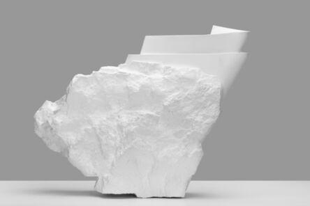 Haoyu Wu, 'New Stoneware Porcelain Vase 2017-05', 2017