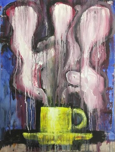 Aaron Fink, 'Steaming Cup', 2017