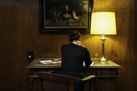 Aino Kannisto, 'Untitled (Desk)', 2013