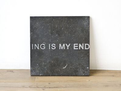 Francesco Arena, 'In my beginning is my end', 2013