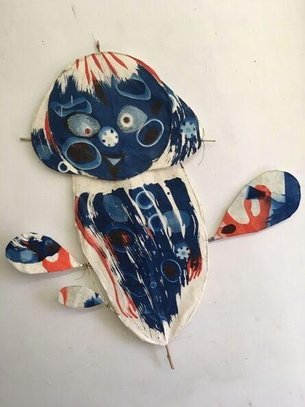 Liz Surbeck Biddle, 'Mouse Lady kite', 2017
