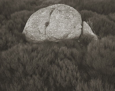 Koichiro Kurita, 'Rock on Gonet, Lozere, France', 1995
