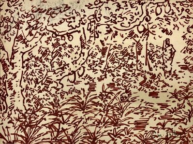 Sheikh Mohammad Sultan, 'untitled ', 1960s