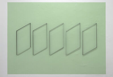 Yonatan Vinitsky, ''The Essential Core (Light, Light, Light, Lighter, VeryLight)'', 2013