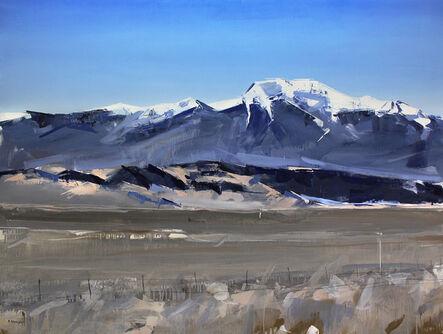 David Shingler, 'Sangre de Cristo Mountains, Colorado', 2017