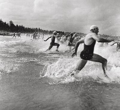 Max Dupain, 'Surf Race Start,', 1940
