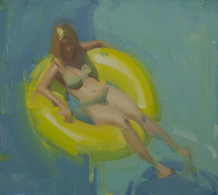 David Shevlino, 'Blue and Yellow', 2015