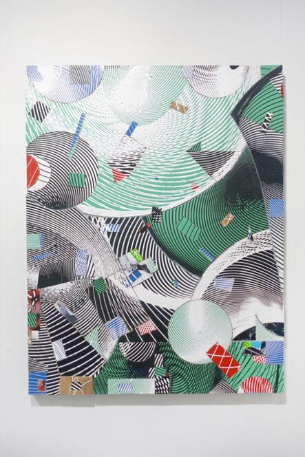 Tohru Matsushita, 'Cutter (Storm)', 2019