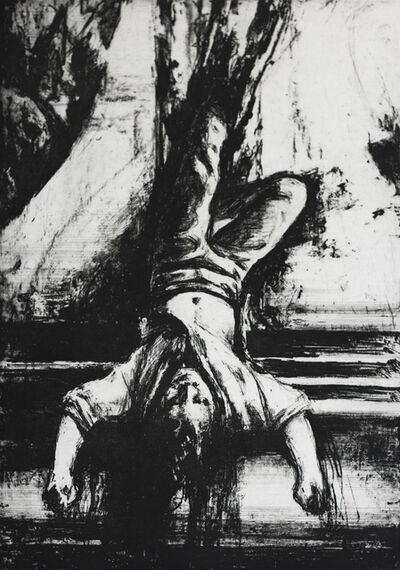 Sidney Goodman, 'Hanging', 1986