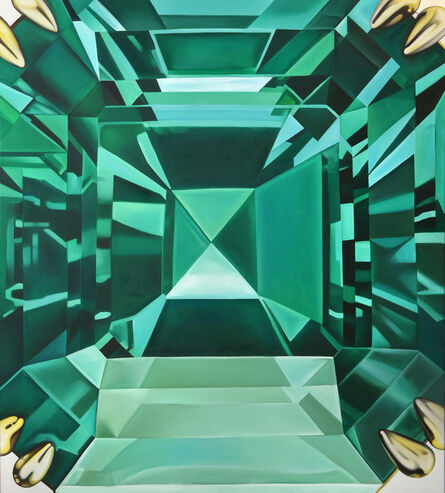 Cynthia Cohen, 'Emerald III', 2017