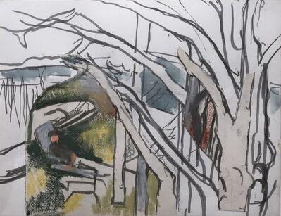 Wendy Gittler, 'Under the Trees', 2016