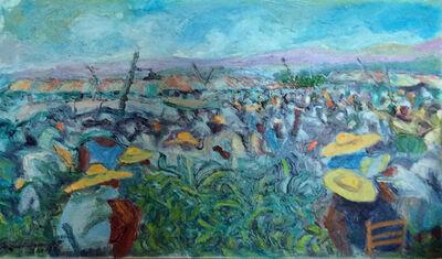 Eric Girault, 'Bananas Sellers', 2014